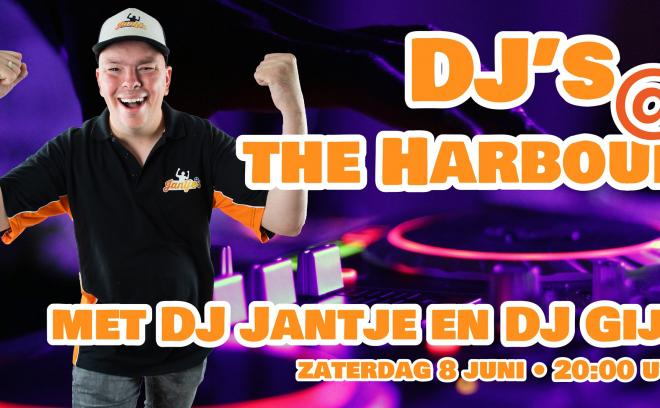 DJ's@The Harbour